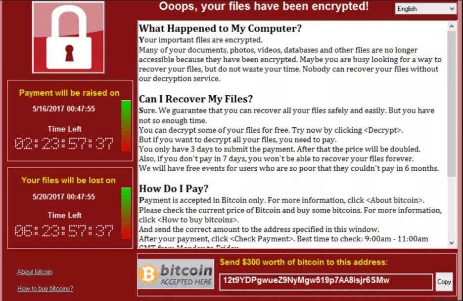 WannaCry-Ransomware-Screen-Message