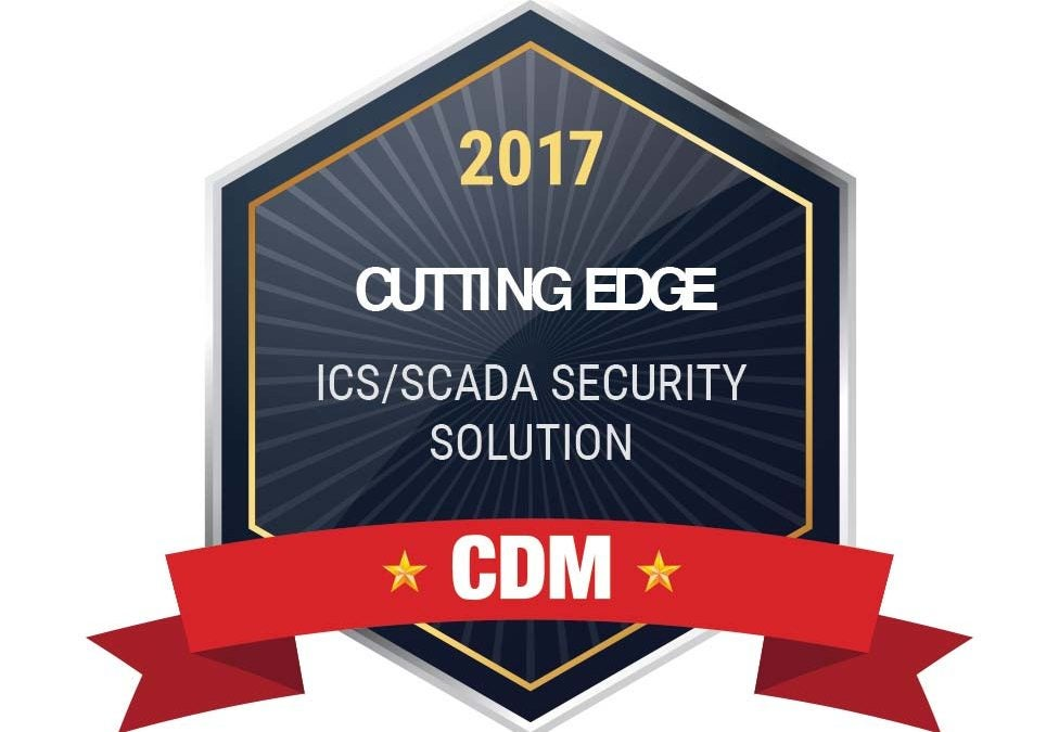 Nozomi Networks Honored as The Cutting Edge ICS/SCADA Security Solution Winner in the 5th Annual 2017 Cyber Defense Magazine InfoSec Awards