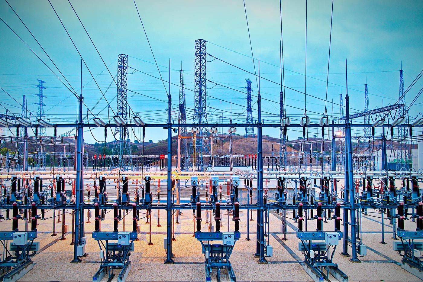 power-substations
