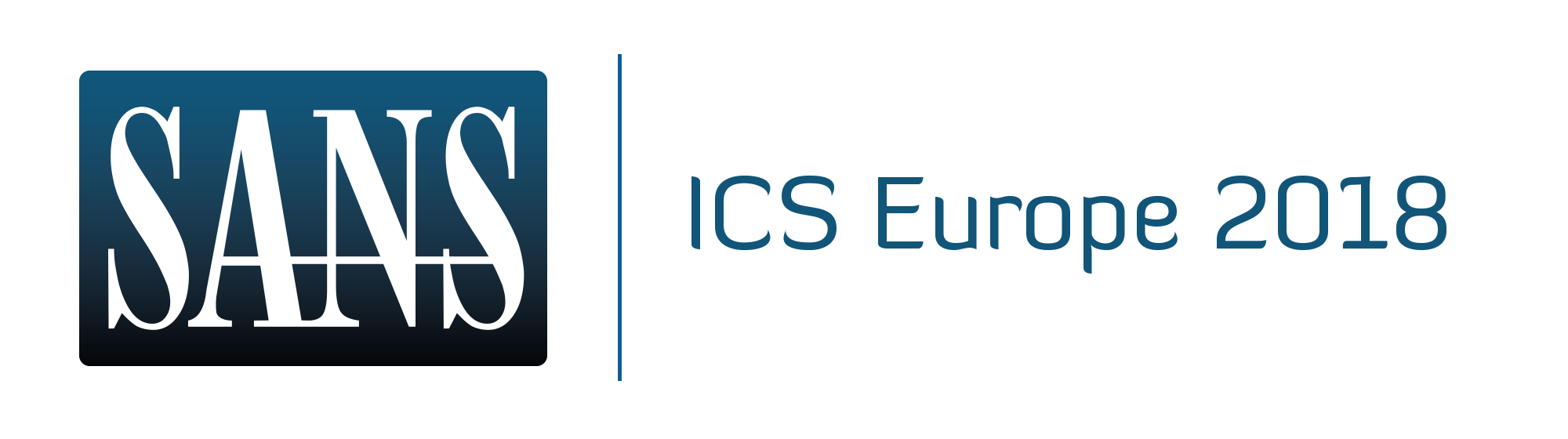 SANS ICS Europe Summit 2018