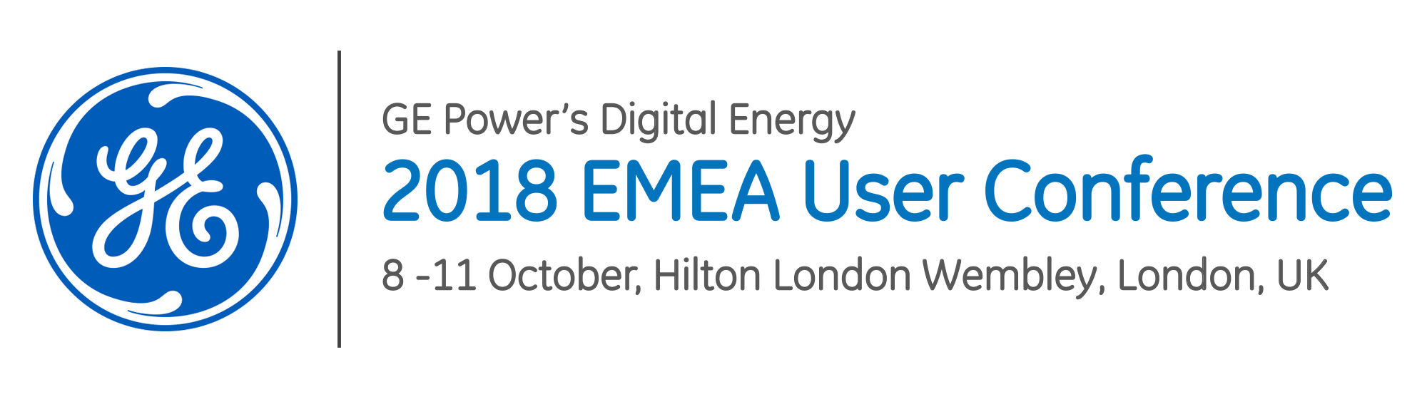 GE Power's Digital Energy 2018 EMEA User Conference