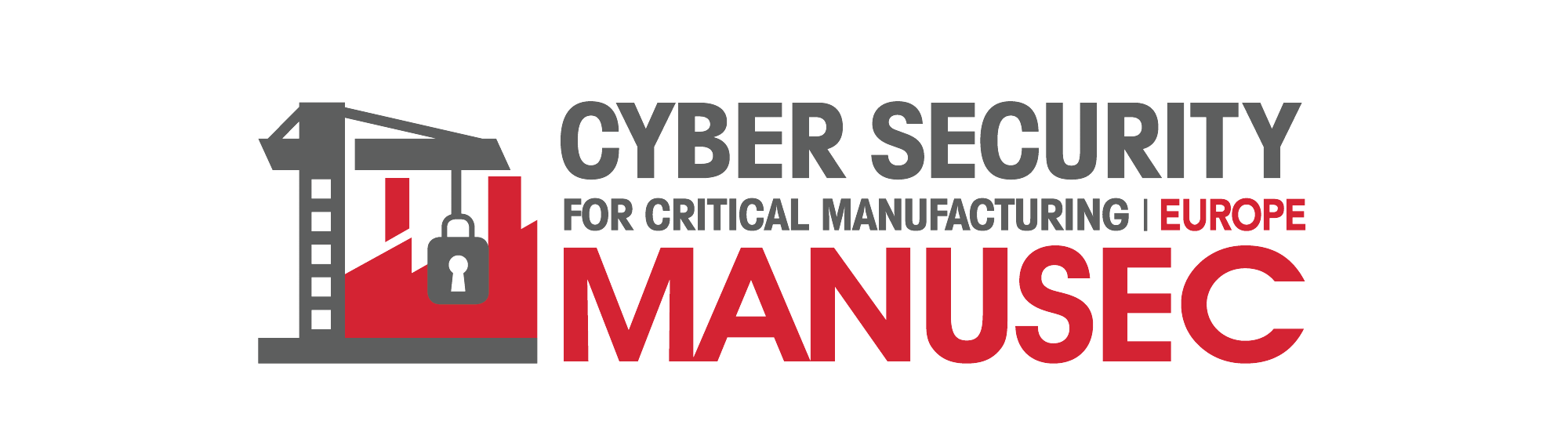 MANUSEC EUROPE – Cyber Security for Critical Manufacturing