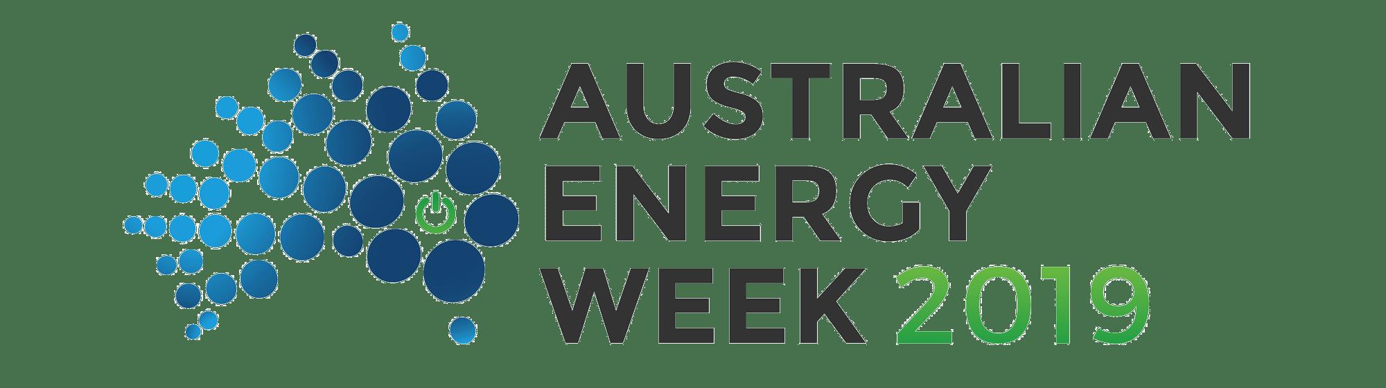 Australian Energy Week 2019