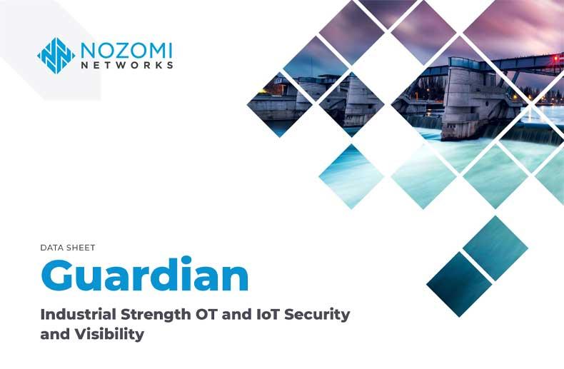 Data Sheets & Brochures | Nozomi Networks