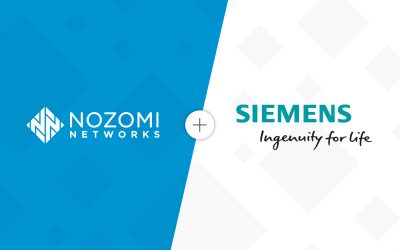 Nozomi Networks Cyber Security Solution Embedded in RUGGEDCOM