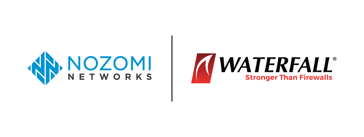 Nozomi Networks and Waterfall Security Solutions Team to Deliver Joint Solution for OT Security