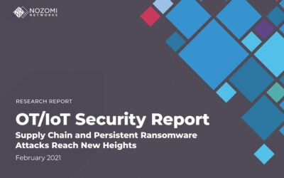 New Report: Top OT/IoT Security Threats and Vulnerabilities