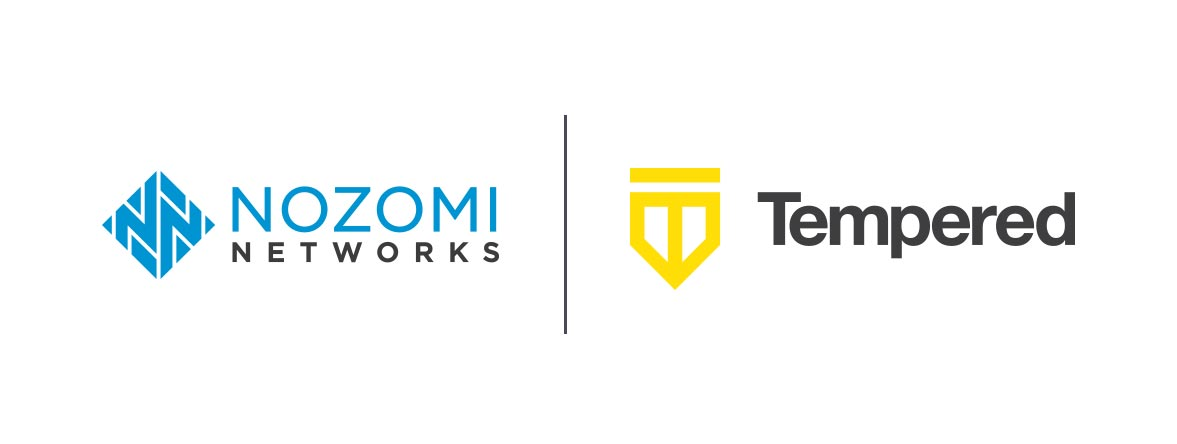 Tempered Combines Strengths with Nozomi Networks to Deliver Industry-Leading IoT/OT Security