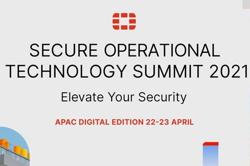 Secure Operational Technology Summit 2021