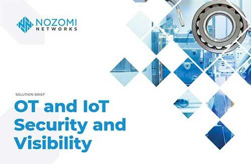 OT & IoT security and visibility solutions