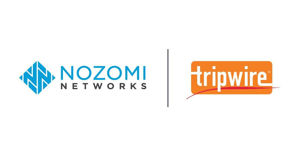 Nozomi Networks and Tripwire Announce Strategic Partnership