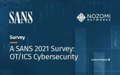 Surprising Findings in the SANS 2021 OT/ICS Cybersecurity Survey