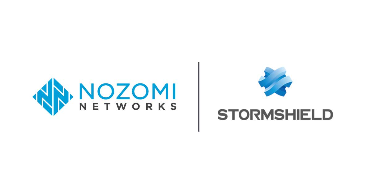 Nozomi Networks and Stormshield to Deliver Advanced Cyber Security Solutions to OT & IoT Environments across Critical Infrastructures
