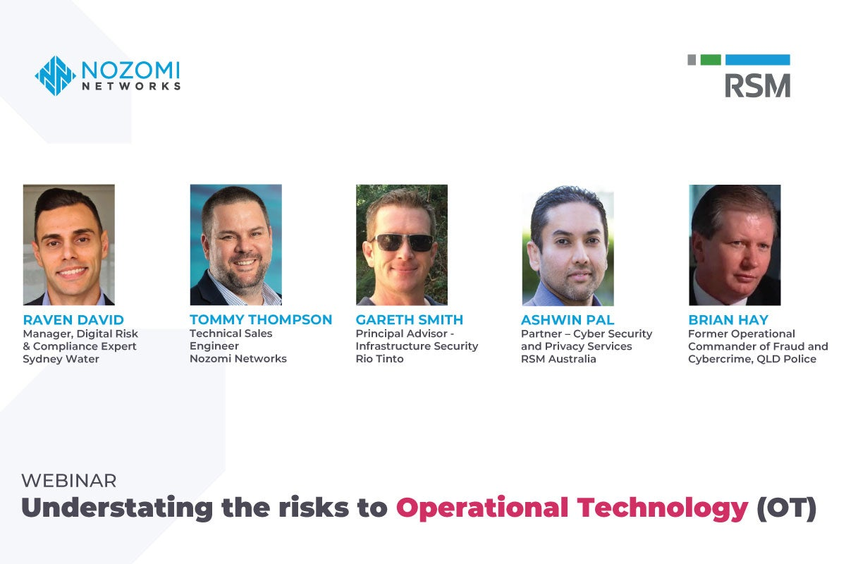 Understanding the risks to Operational Technology (OT)Thumbnail