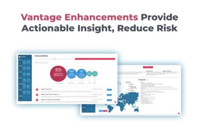 Vantage Delivers Actionable OT/IoT Security Intelligence
